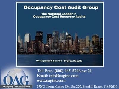 Occupancy Cost Audit Group